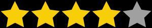 Four-Star Rating