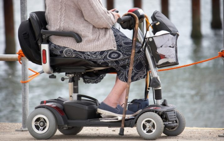 Ten Things to Consider Before Buying a Mobility Scooter