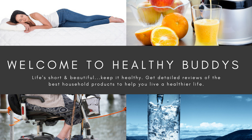 Welcome to the Homepage of Healthy Buddys