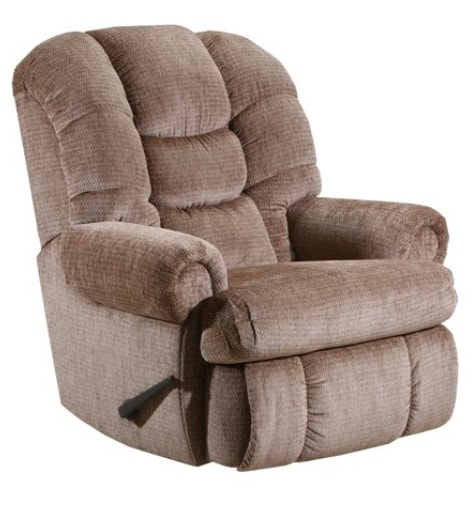 Stallion Comfort King Chaise for Big and Tall Men