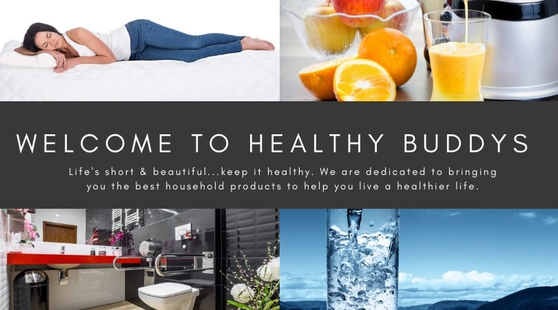 Welcome to the home page of Healthy Buddys
