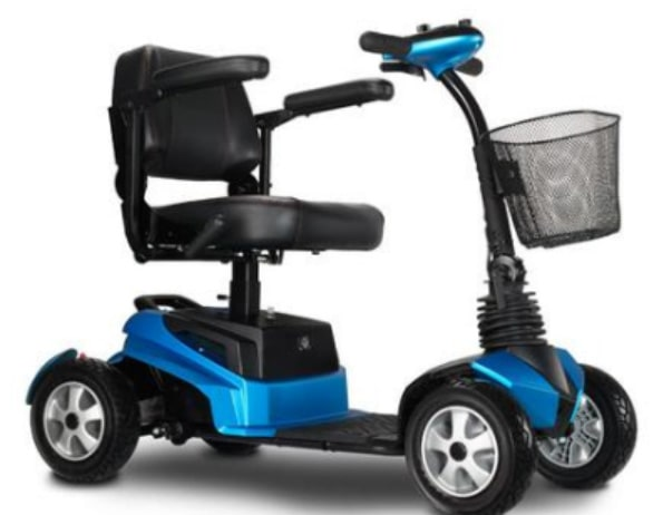 EV Rider RiderXpress Electric Power Chair Mobility Scooter
