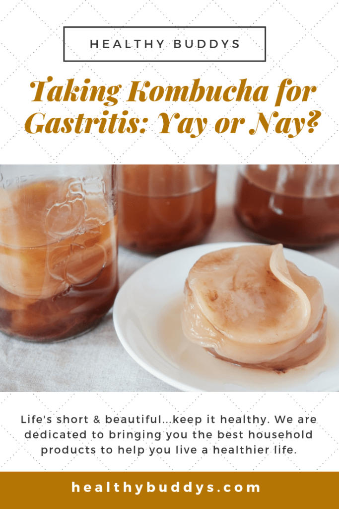 Does Kombucha Work for Gastritis?