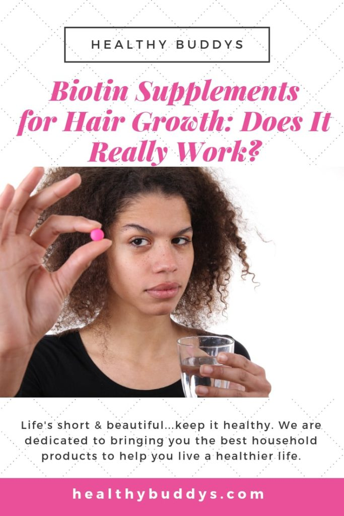 Find out whether biotin can help you grow longer hair