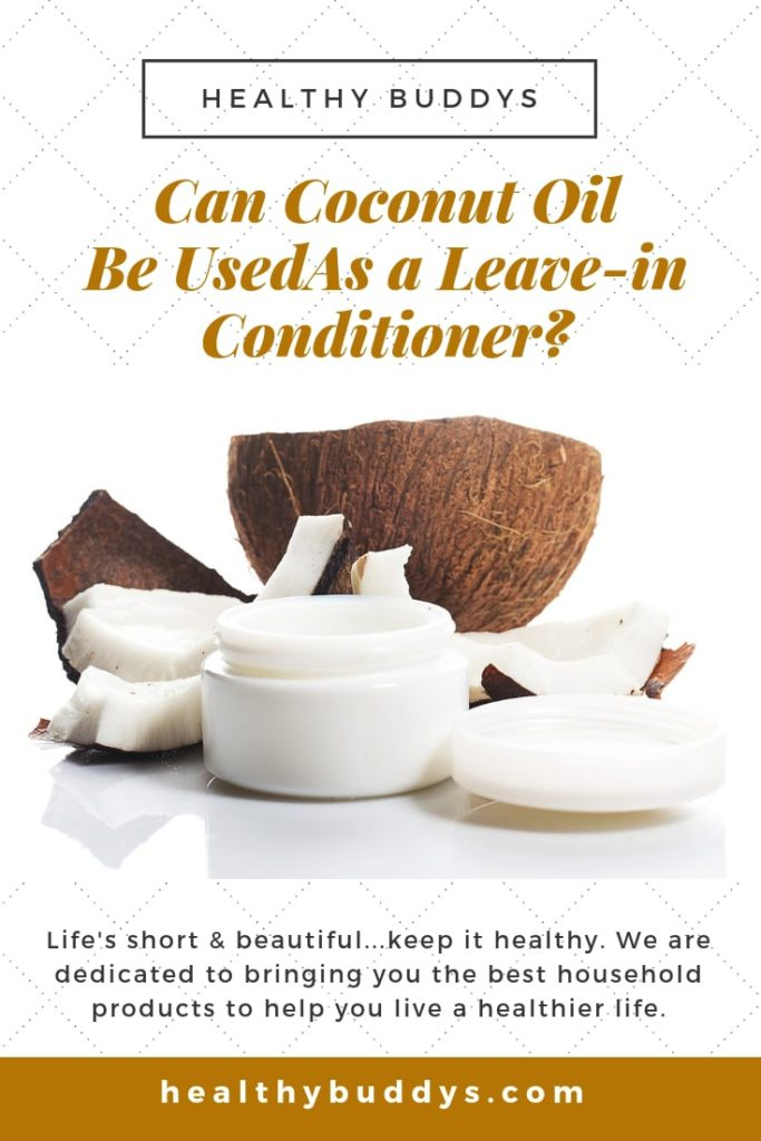 Coconut oil for haircare