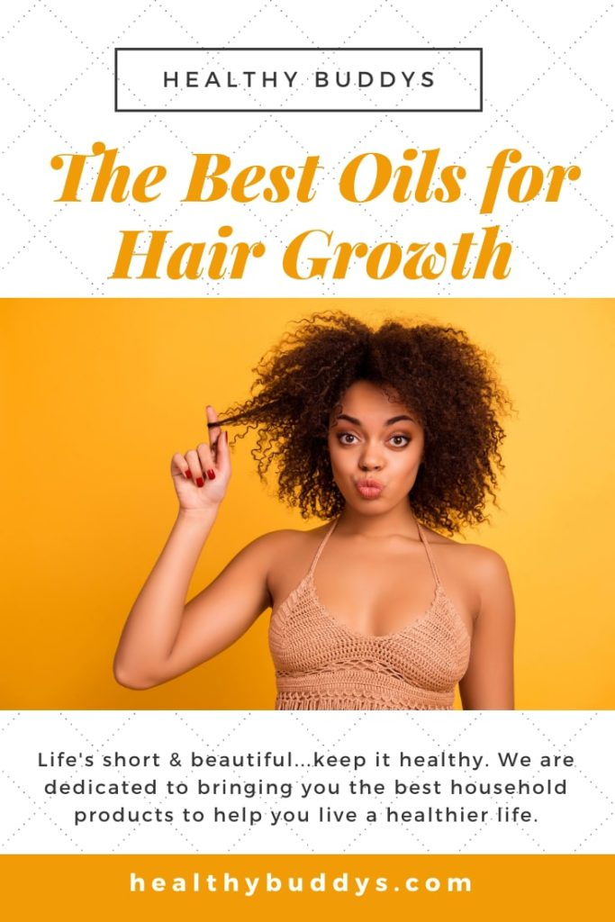 The Best Oils for Hair Growth in 2019